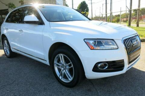 2017 Audi Q5 for sale at VA MOTORCARS in Cleveland OH