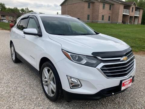 2019 Chevrolet Equinox for sale at BABCOCK MOTORS INC in Orleans IN