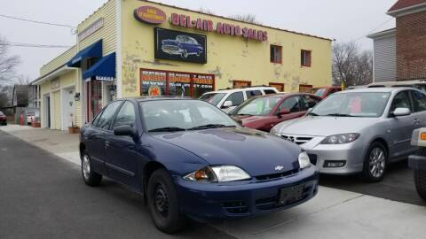 2002 Chevrolet Cavalier for sale at Bel Air Auto Sales in Milford CT