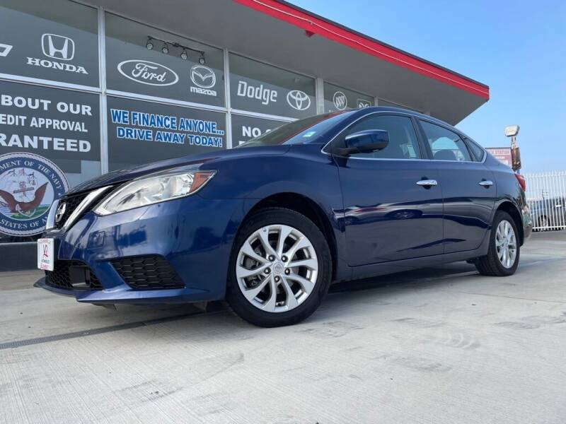 2018 Nissan Sentra for sale at VR Automobiles in National City CA