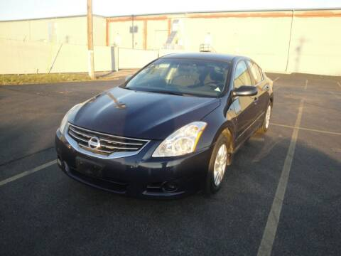 2012 Nissan Altima for sale at A&S 1 Imports LLC in Cincinnati OH