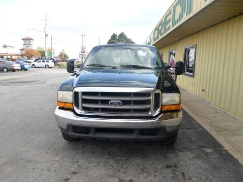 1999 Ford F-250 Super Duty for sale at Credit Cars of NWA in Bentonville AR
