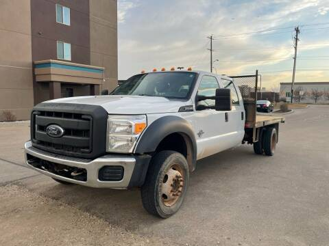 2012 Ford F-550 Super Duty for sale at Truck Buyers in Magrath AB