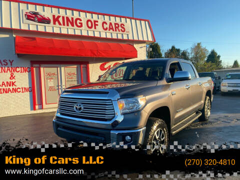 2017 Toyota Tundra for sale at King of Cars LLC in Bowling Green KY