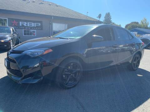 2019 Toyota Corolla for sale at South Commercial Auto Sales in Salem OR