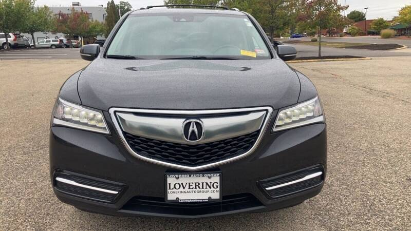 2016 Acura MDX for sale at Cars 2 Love in Delran NJ