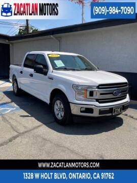 2018 Ford F-150 for sale at Ontario Auto Square in Ontario CA