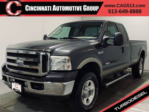 2005 Ford F-350 Super Duty for sale at Cincinnati Automotive Group in Lebanon OH