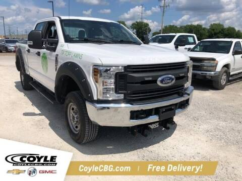 2018 Ford F-250 Super Duty for sale at COYLE GM - COYLE NISSAN - New Inventory in Clarksville IN