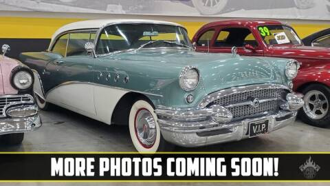 1955 Buick Century for sale at UNIQUE SPECIALTY & CLASSICS in Mankato MN