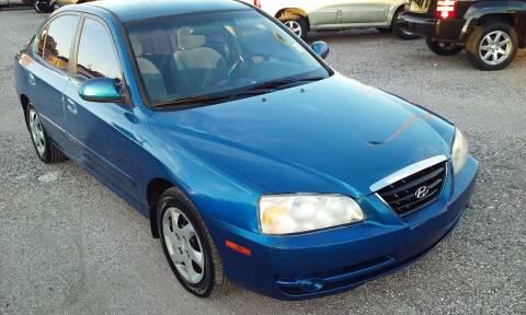 2006 Hyundai Elantra for sale at Pinellas Auto Brokers in Saint Petersburg FL