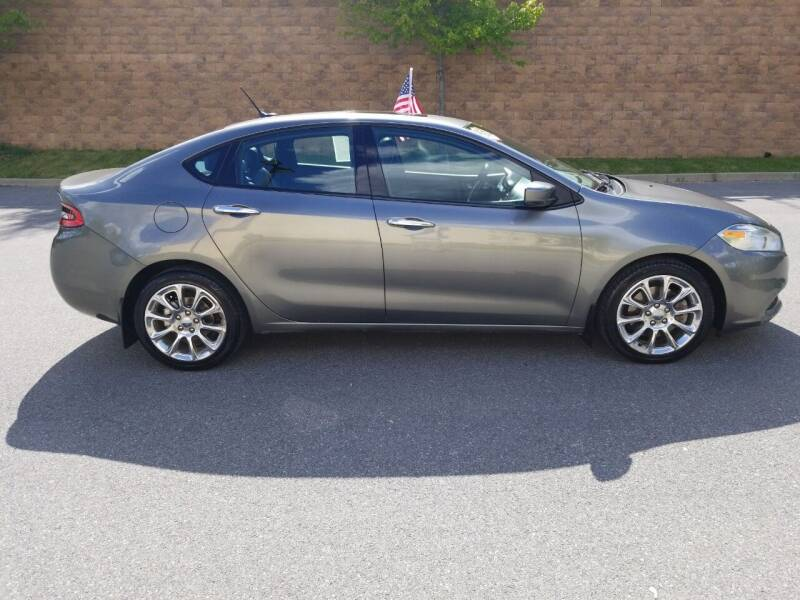 2013 Dodge Dart for sale at Lehigh Valley Autoplex, Inc. in Bethlehem PA