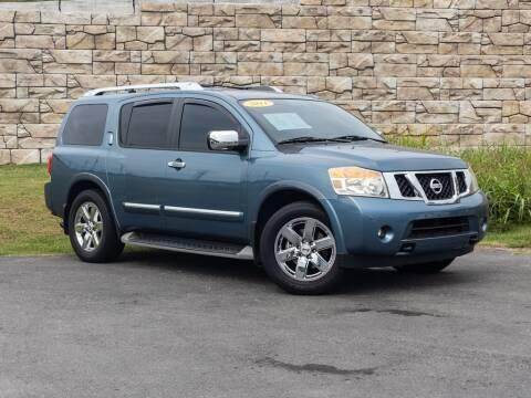 2011 Nissan Armada for sale at Car Hunters LLC in Mount Juliet TN