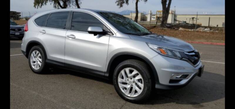 2016 Honda CR-V for sale at Destination Motors in Temecula CA