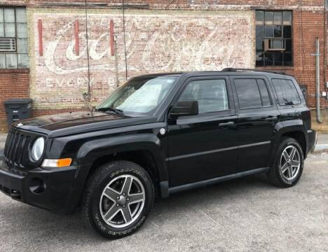2009 Jeep Patriot for sale at Lincoln County Automotive in Fayetteville TN