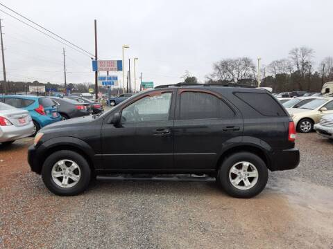 2006 Kia Sorento for sale at Space & Rocket Auto Sales in Hazel Green AL