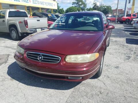 1998 Buick Regal for sale at Autos by Tom in Largo FL
