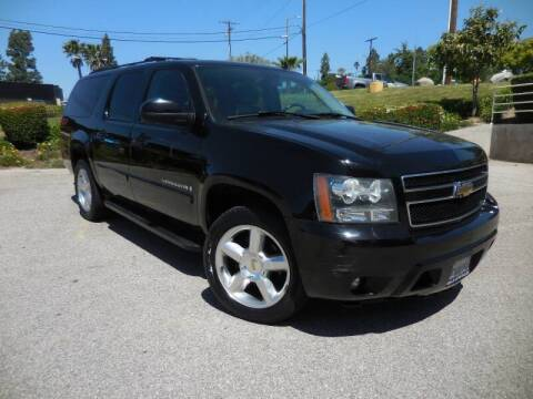 2008 Chevrolet Suburban for sale at ARAX AUTO SALES in Tujunga CA