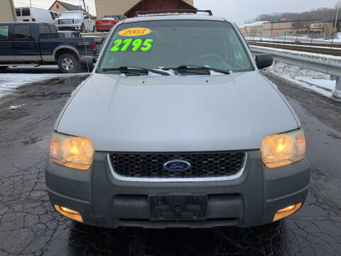 2003 Ford Escape for sale at Discovery Auto Sales in New Lenox IL