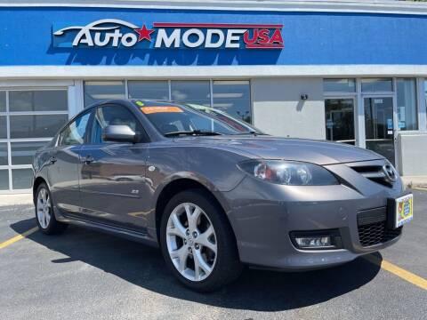 2007 Mazda MAZDA3 for sale at AUTO MODE USA-Monee in Monee IL