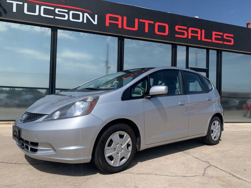 2012 Honda Fit for sale at Tucson Auto Sales in Tucson AZ