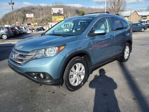 2014 Honda CR-V for sale at MCMANUS AUTO SALES in Knoxville TN