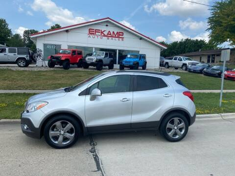 2014 Buick Encore for sale at Efkamp Auto Sales LLC in Des Moines IA