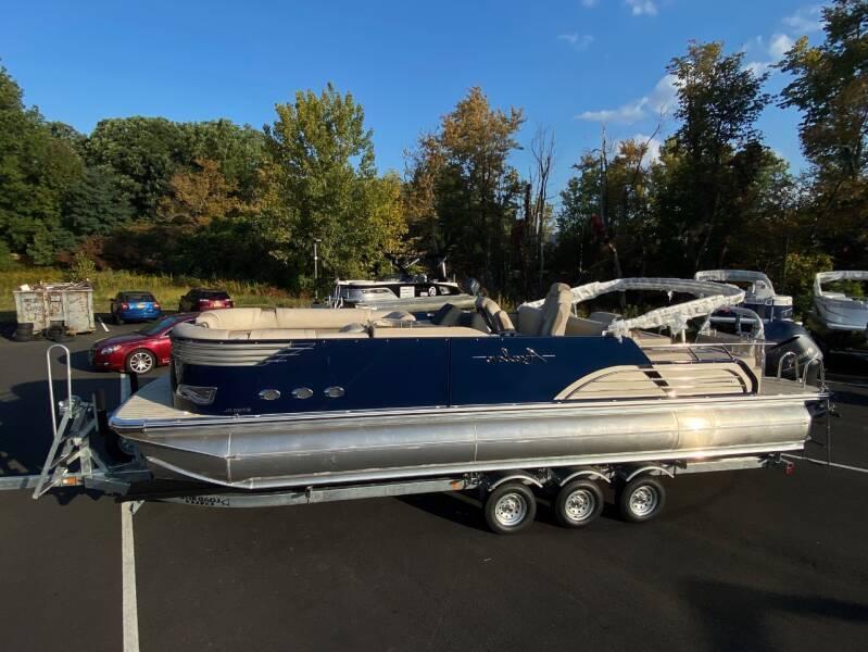 2021 Avalon 27' Rear Lounge Ambassador for sale at GT Toyz Motor Sports & Marine - GT Toyz Marine in Clifton Park NY