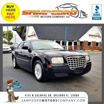 2008 Chrysler 300 for sale at SAMPEDRO MOTORS COMPANY INC in Orlando FL
