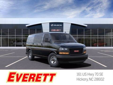 2021 GMC Savana Cargo for sale at Everett Chevrolet Buick GMC in Hickory NC