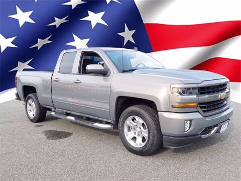 2017 Chevrolet Silverado 1500 for sale at Gentilini Motors in Woodbine NJ