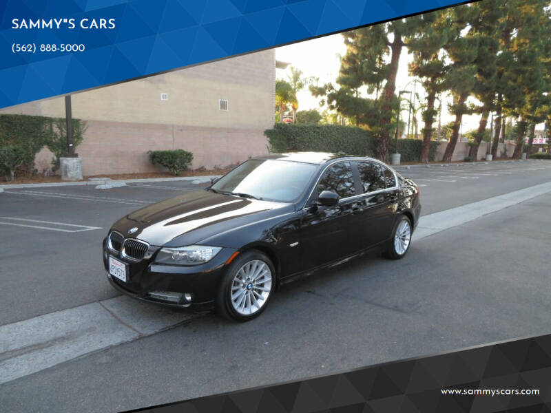 """2011 BMW 3 Series for sale at SAMMY""""S CARS in Bellflower CA"""