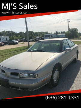 1997 Oldsmobile Eighty-Eight for sale at MJ'S Sales in O'Fallon MO