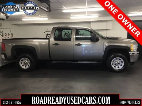 2014 Chevrolet Silverado 3500HD for sale at Road Ready Used Cars in Ansonia CT
