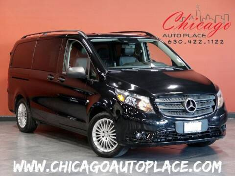 2017 Mercedes-Benz Metris for sale at Chicago Auto Place in Bensenville IL