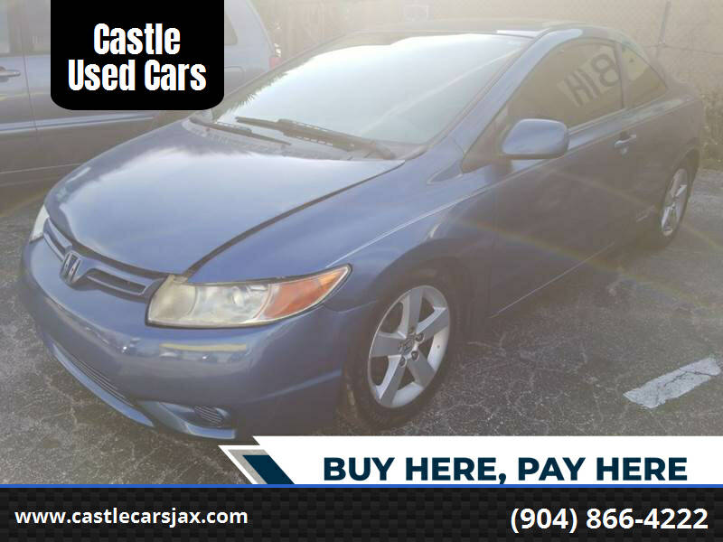 2006 Honda Civic for sale at Castle Used Cars in Jacksonville FL