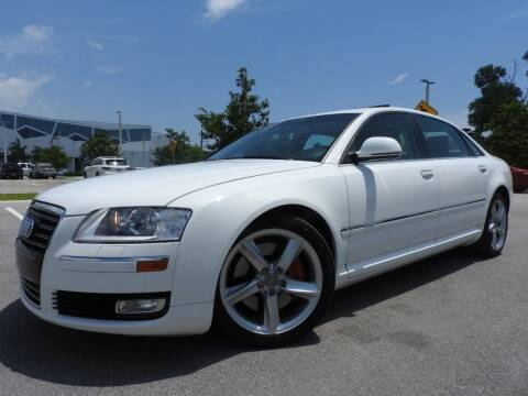 2009 Audi A8 L for sale at Winners Autosport in Pompano Beach FL