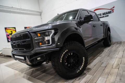 2019 Ford F-150 for sale at AUTO IMPORTS MIAMI in Fort Lauderdale FL