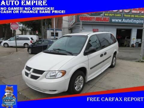 2007 Dodge Grand Caravan for sale at Auto Empire in Brooklyn NY