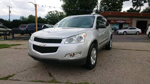 2010 Chevrolet Traverse for sale at Lamarina Auto Sales in Dearborn Heights MI