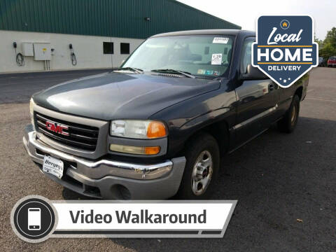 2004 GMC Sierra 1500 for sale at Penn American Motors LLC in Allentown PA