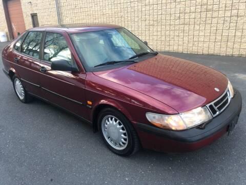 1995 Saab 900 for sale at Z Motorz Company in Philadelphia PA