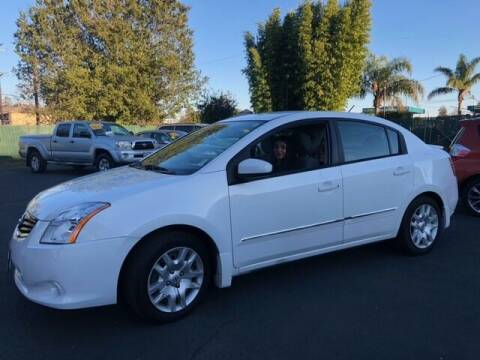 2011 Nissan Sentra for sale at Redwood City Auto Sales in Redwood City CA