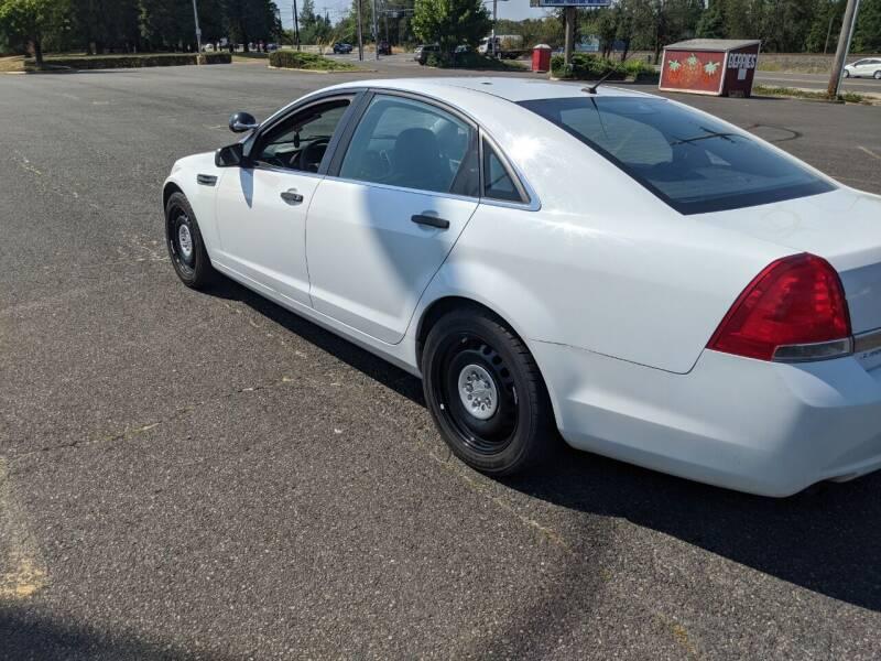 2014 Chevrolet Caprice Police 4dr Sedan w/1SB - Portland OR