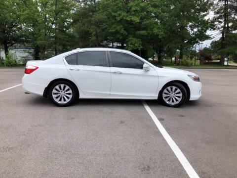 2014 Honda Accord for sale at St. Louis Used Cars in Ellisville MO