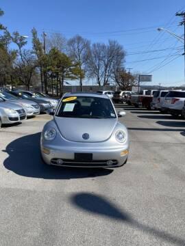 2001 Volkswagen New Beetle for sale at Elite Motors in Knoxville TN