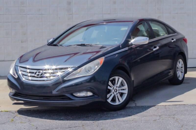 2013 Hyundai Sonata for sale at Cannon Auto Sales in Newberry SC