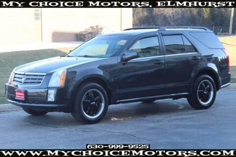 2005 Cadillac SRX for sale at Your Choice Autos - My Choice Motors in Elmhurst IL