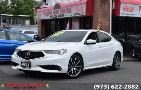 2018 Acura TLX for sale at www.onlycarsnj.net in Irvington NJ