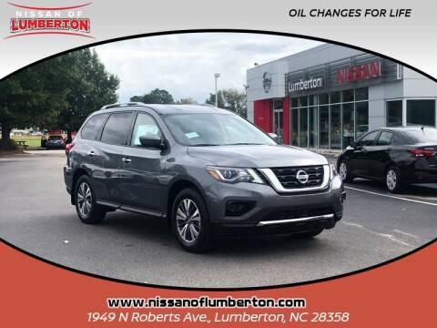 2020 Nissan Pathfinder for sale at Nissan of Lumberton in Lumberton NC